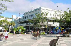 cairns shopping mall