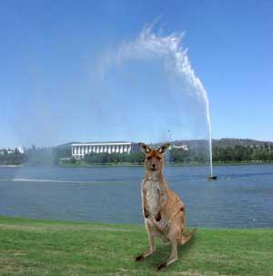 Projet à long terme : World Tour Canberra-2