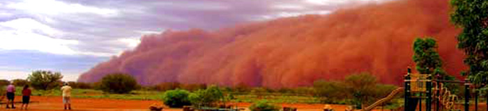 Amazing Australian Weather