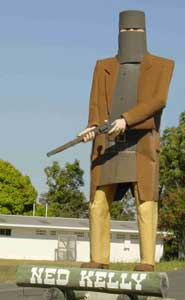 ned kelly bushranger