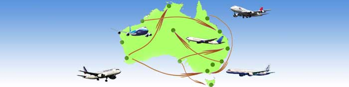 cheap domestic airfares in australia to sydney melbourne adelaide brisbane