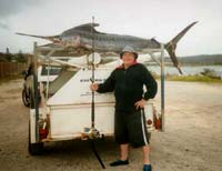 marlin fishing new south wales