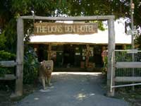 Click to enlarge, the Lions Den Hotel in north Queensland