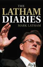 Click here to buy the Latham Diaries online