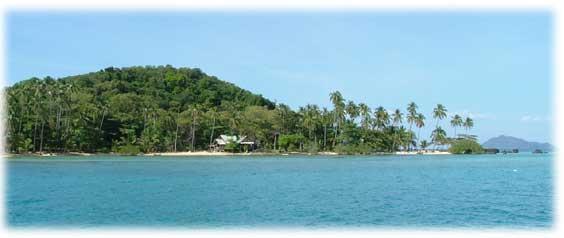 Koh Kham Koh Kham Island
