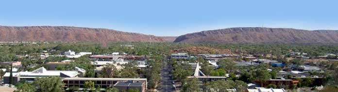 Accommodation and tours in alice springs tourist information for alice springs - Alice springs tourist office ...