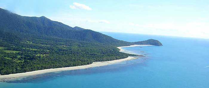 no electricity in cape tribulation
