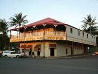 cooktown hotel north queensland