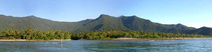 mount sorrow mystery at cape tribulation