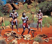The culture and tradition of australian aborigines